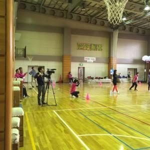 キンボールスポーツ体験教室