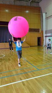 キンボールスポーツ